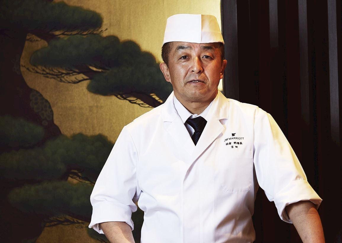 Chef Yoshida